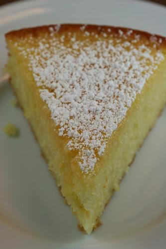 Calamansi & Meyer Lemon Yogurt Cake