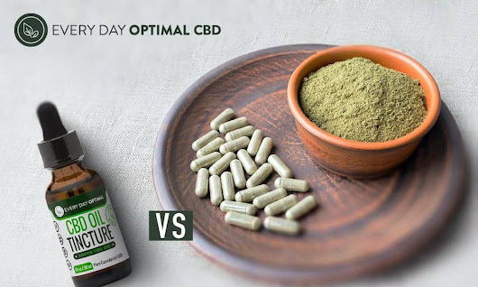 CBD vs Kratom: Which Is Best For You?