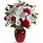 One Dozen Red Roses - Same Day Flower Delivery by Teleflora