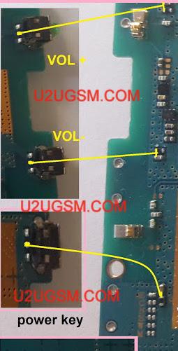 Samsung Galaxy Tab 3 T111 Power On Off Button Ways