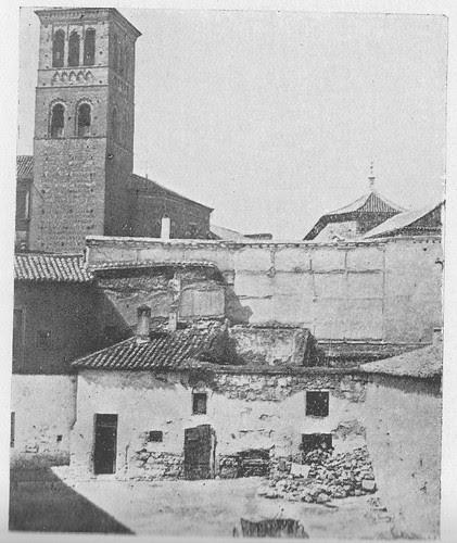 Iglesia de San Román de Toledo antes de 1863