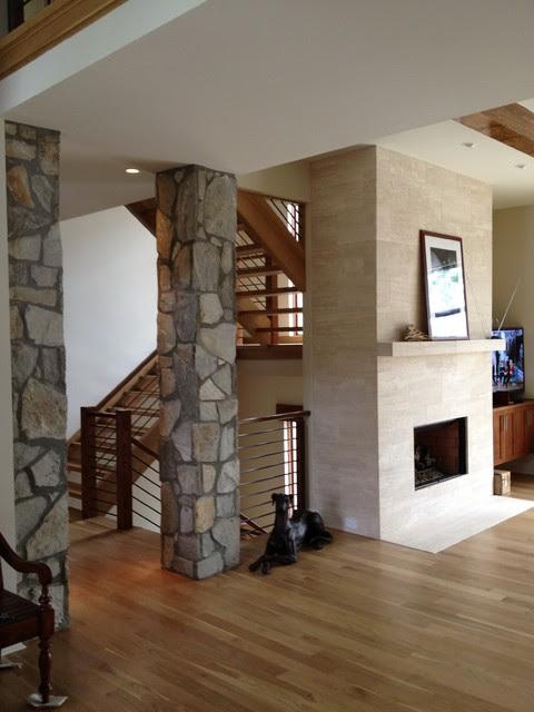 Decorating Pillars Living Room