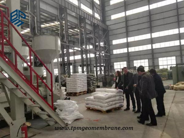 BPM large pond liners manufacturers