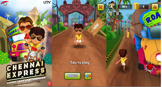 Chennai Express Game Launched for Android Devices - Tech Buzzes