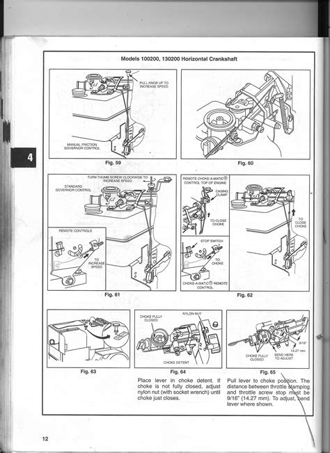 Download free Briggs And Stratton 13 Hp Engine Manual