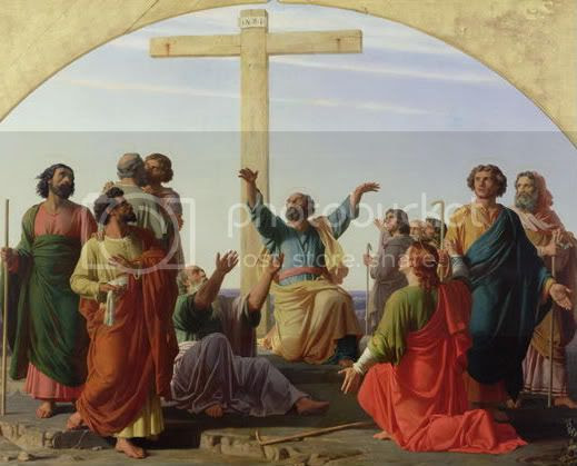 TheDepartureoftheApostles1845byChar.jpg picture by kjk76_98