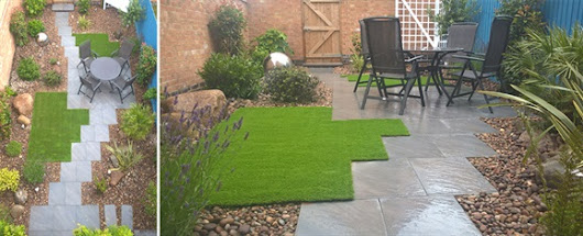 Customer Focus - Alfresco Landscaping