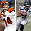 Cincinnati Bengals, Seattle Seahawks still on Super Bowl path