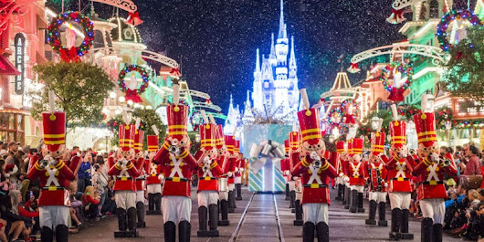 2017 Tickets On Sale for Mickey's Very Merry Christmas Party
