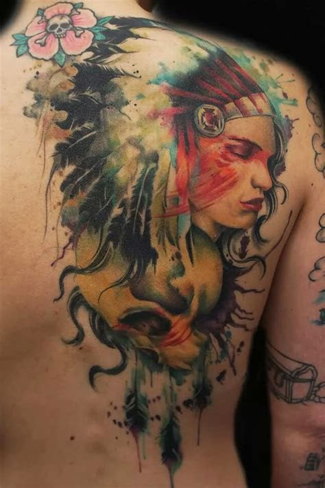 awesome indian tattoos