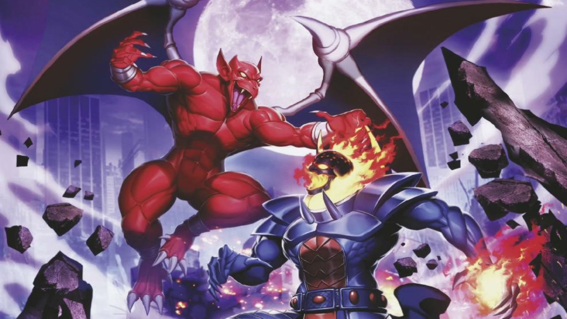 Dormammu and Firebrand returning for Marvel vs. Capcom: Infinite screenshot