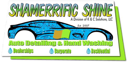 Shamerrific Shine – Kansas City Auto Detailing and Hand Car Washing
