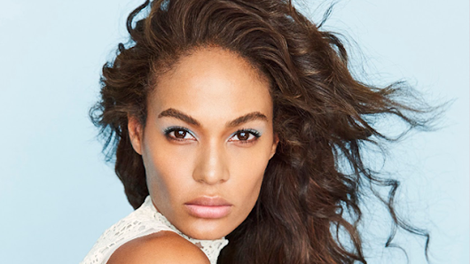 Big On Smalls: Joan Smalls Stuns In Cover Spread For Evening Standard'