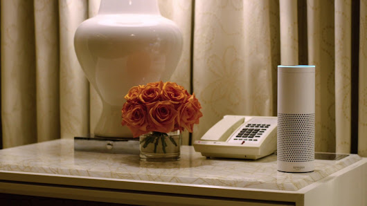 Wynn Las Vegas Hires Digital Butlers, Places Amazon Echo in 4,748 Guest Rooms - Brian Solis