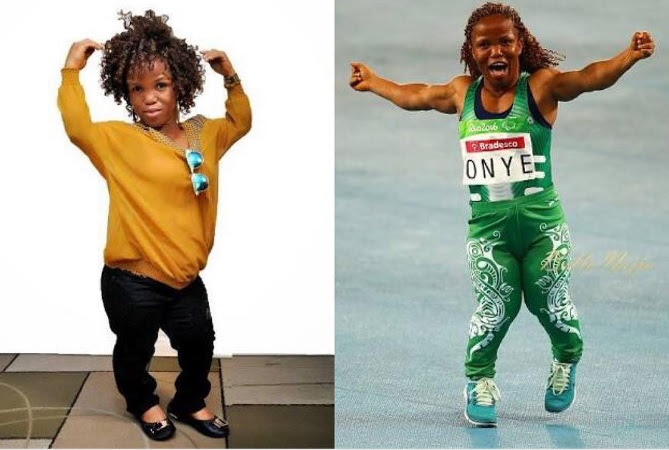 """I LOVE S*X AND MY MAN MUST BE TALL AND HAVE SWAGGER"" SAYS NIGERIAN OLYMPIC GOLD MEDALIST LAURITTA ONYE"