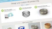 App Makes it Easy to Design Your Own 3D-Printed Ring
