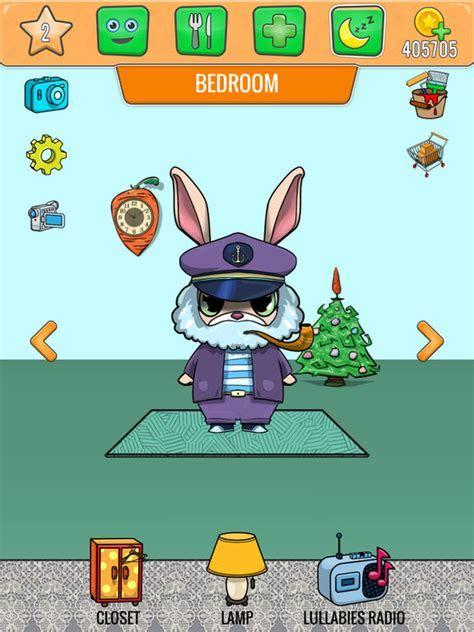 App Shopper: My Talking Bunny   Virtual Pet Games (Games)