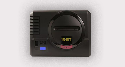 Sega Mega Drive Mini will Be Released This Year