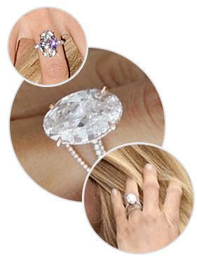 Celebrity Engagement Rings: Blake Lively   The Brilliance