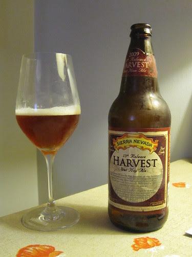 Sierra Nevada Harvest Ale