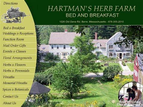 hartman's herb farm barre, ma   Venues   Herb farm, Herbs