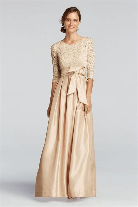 Gold Mother of the Bride Dresses   Dress for the Wedding
