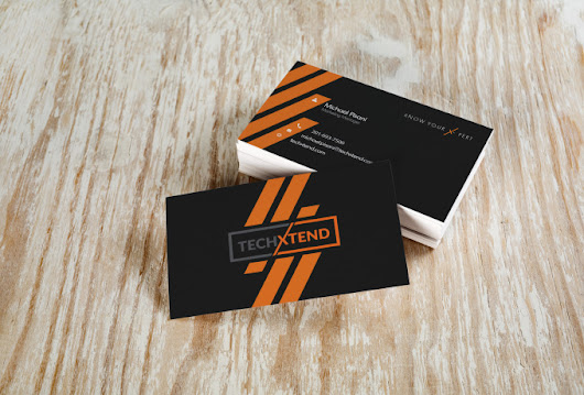 I will design your business card with unlimited revision