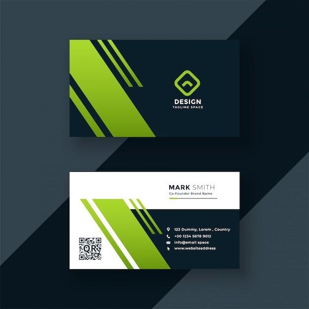 Contoh Desain Id Card Corel - Contoh Ria