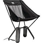 Therm-a-Rest Quadra Chair Black Mesh