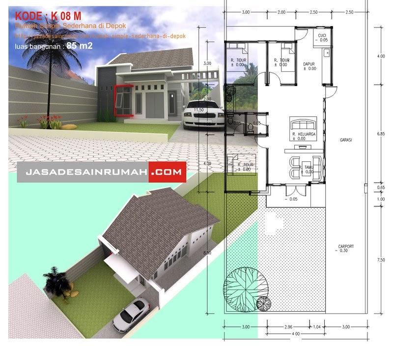 880+ Gambar Rumah Simple Terbaru