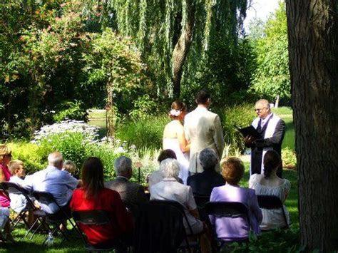 Outdoor Wedding Chapels In Michigan