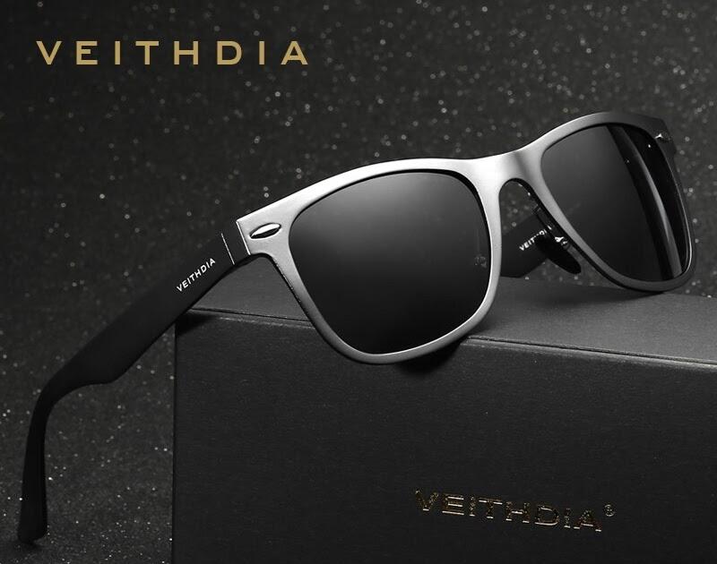 60a4d0c03a Comprar Lentes Polarizados Marca Unisex Cuadrado De Aluminio Los Hombres  Polarizadas Espejo Gafas Sol Mujer Eyewears Accesorios Para VT2140 Online  Baratos ...