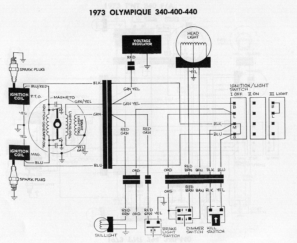 075411 2003 Ski Doo Wiring Schematic Wiring Resources
