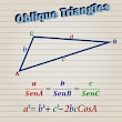 Learn to solve, easily, word problems about oblique triangles (Part 2). | Mathematics learning