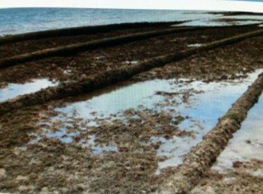 Pescadores denunciam tubulações 'abandonadas' pela Petrobras na Ilha de Maré