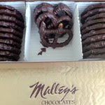 Malley's Chocolate Covered Pretzels