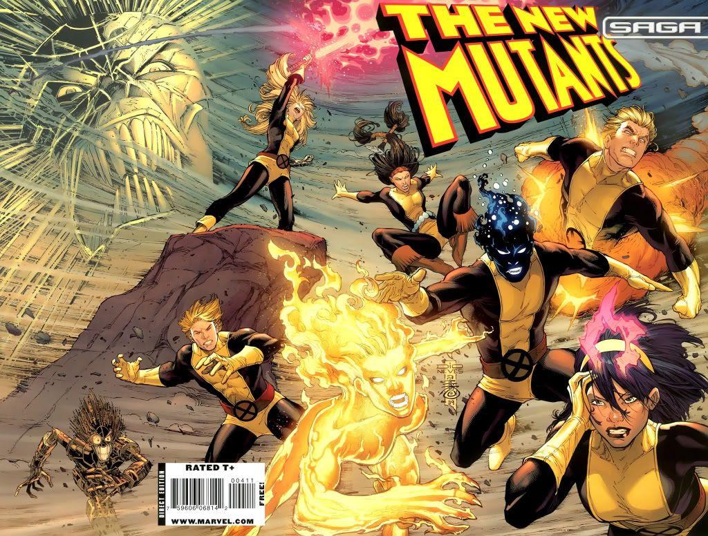 Resultado de imagem para New Mutants