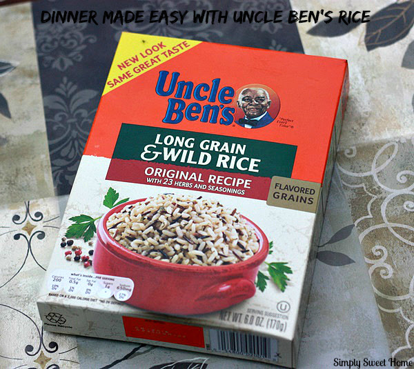 Chicken & Shrimp Stir Fry with Uncle Ben's® Long Grain ...