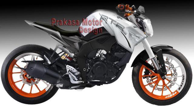 Variasi Modifikasi Yamaha Byson Super Kren FOTO Terbaru