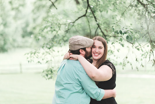 Nicole & Alex | Summer Valley Forge Engagement