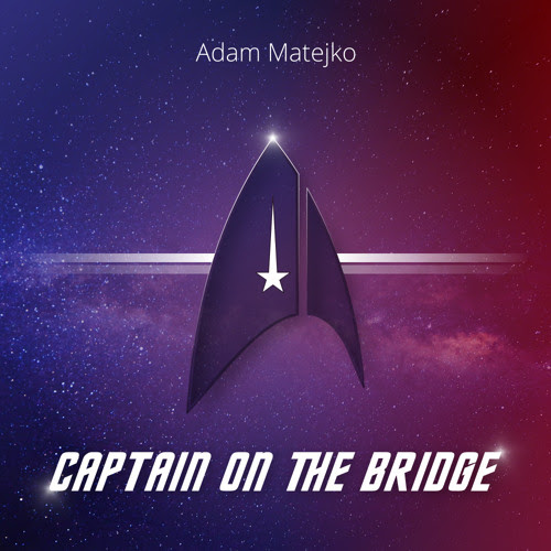 Captain On The Bridge by Adam Matejko
