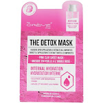 The Creme Shop The Detox Internal Hydration Facial Sheet Mask Pink Clay 1 Count
