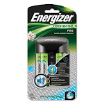 Energizer Recharge Pro 3 hr battery charger (for 4xAA/AAA)