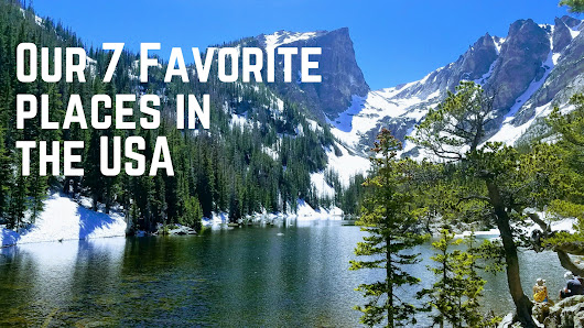 Our 7 Favorite Places in the USA - T and A in the US of A
