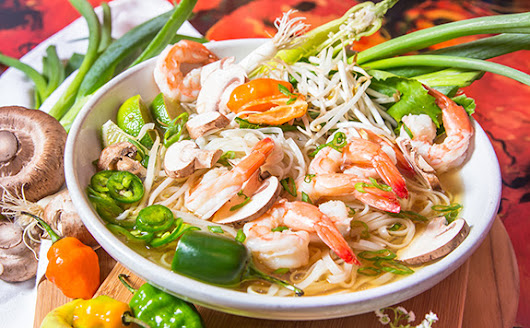Pho Recipe from Chef Bryce