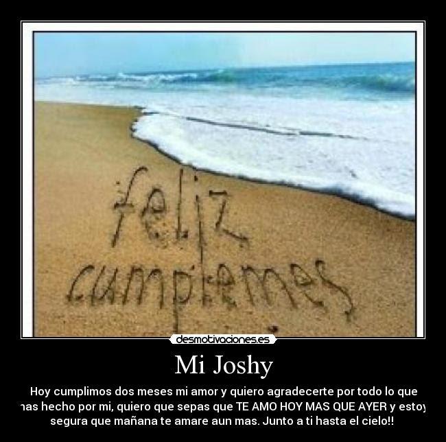 Mi Joshy Desmotivaciones