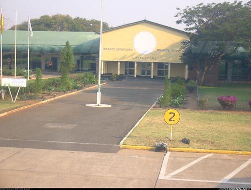 Livingstone's current International Terminal