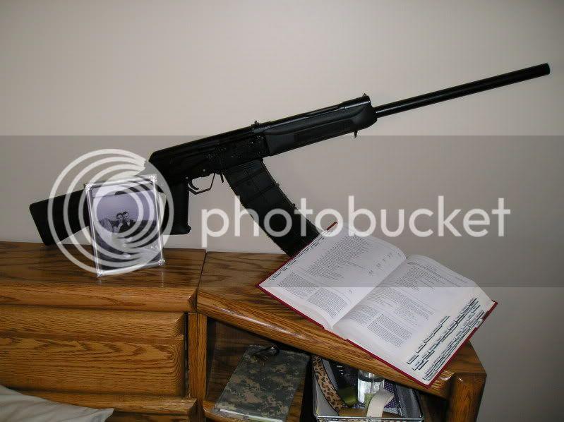 Saiga,guns