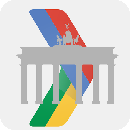 GCP Next 2016 Extended Berlin (Day 1)