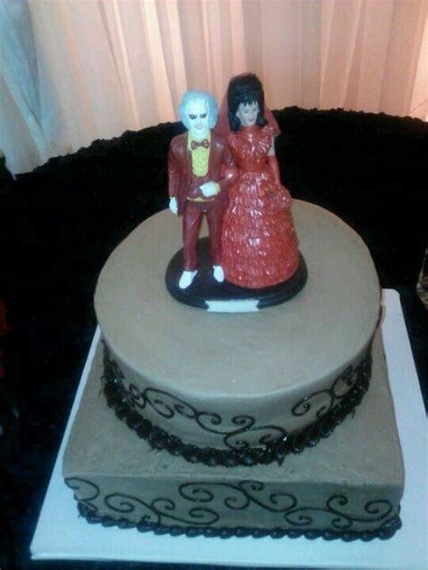28 Beetlejuice Themed Birthday & Wedding Cakes ? The World